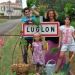 Les Incroyables Comestibles à Luglon.