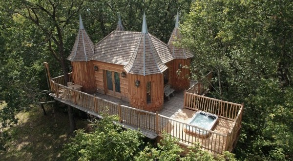 Les plus belles cabanes en bois