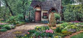 Des abris de jardin originaux, pas seulement pour les outils